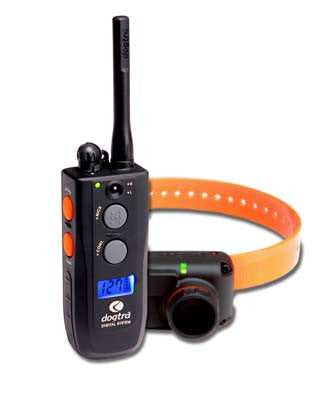 Dogtra Training and Beeper 1 Mile Trainer 400 Yard Beeper 2500T&B