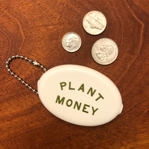 Plant Money Coin Pouch