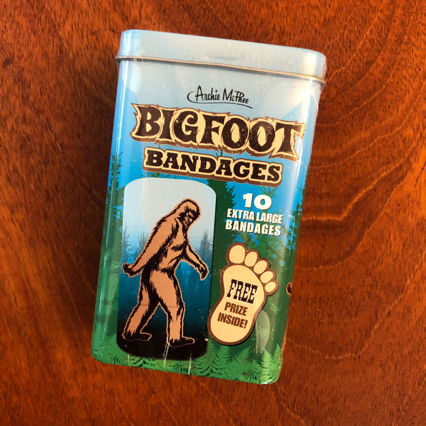 Bigfoot Bandage