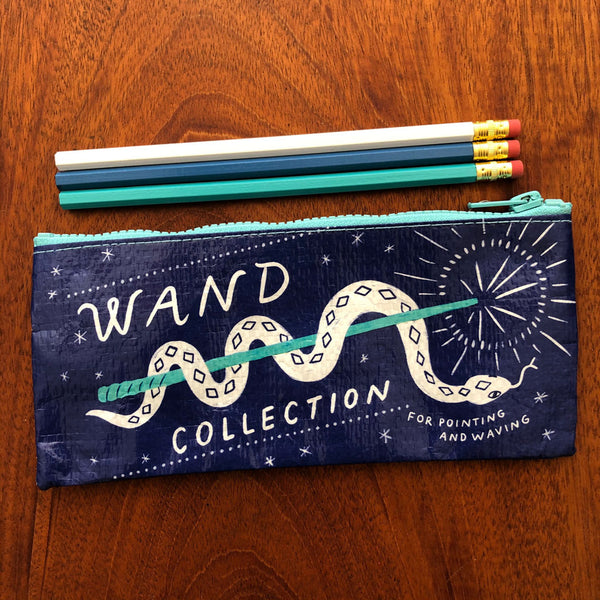 Wand Pencil Case