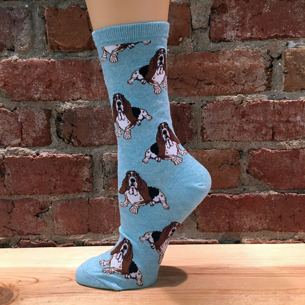 Nothing But A Hound Dog Socks