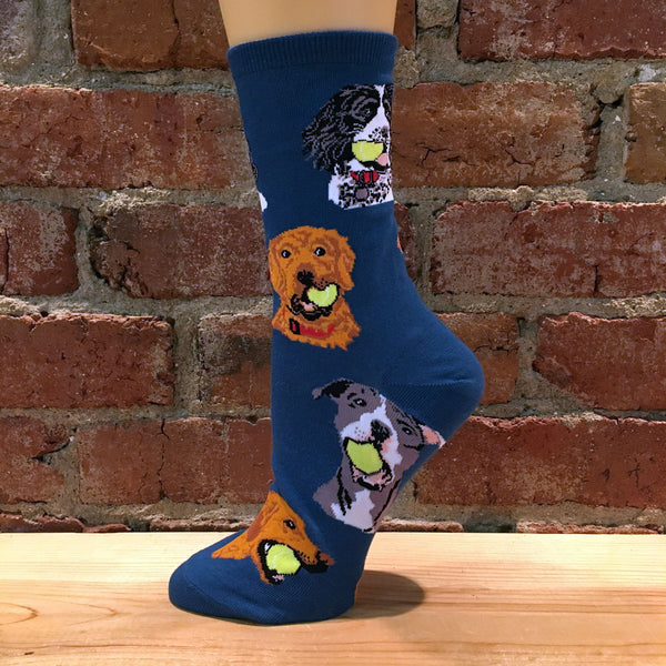 Ball Dog Socks