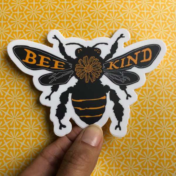 Bee Kind Sticker