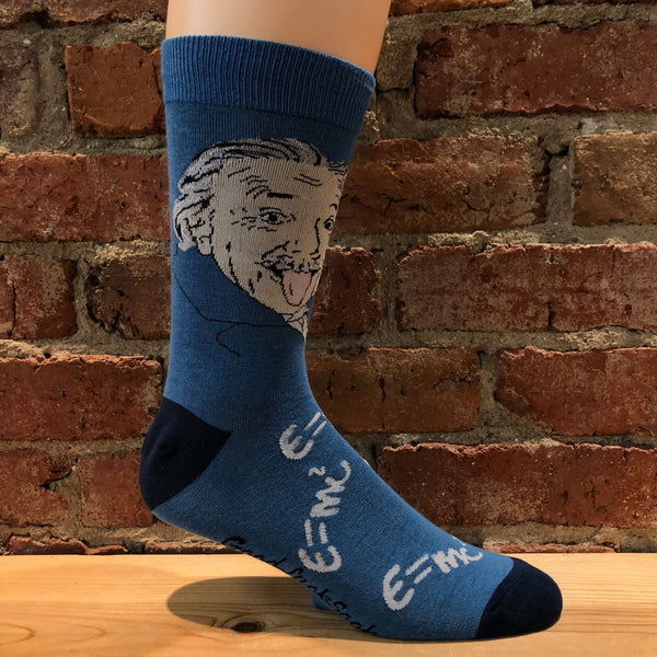 Men's Albert Einstein Socks
