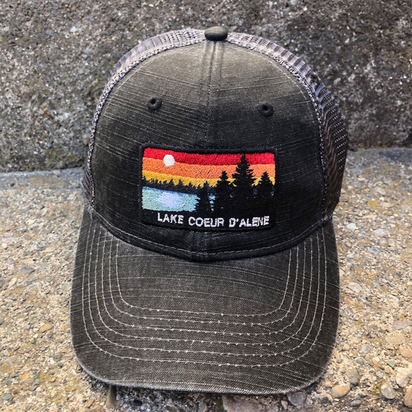 CDA Kryptonian Pines Hat O/S Charcoal