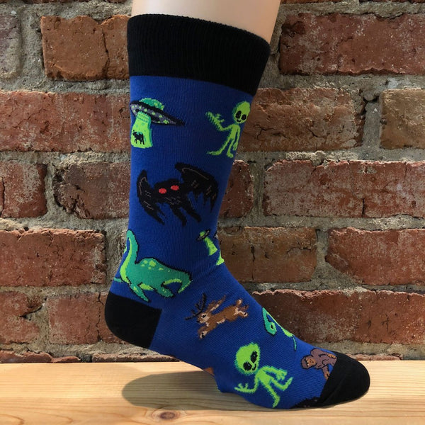 Men's Cryptids Socks