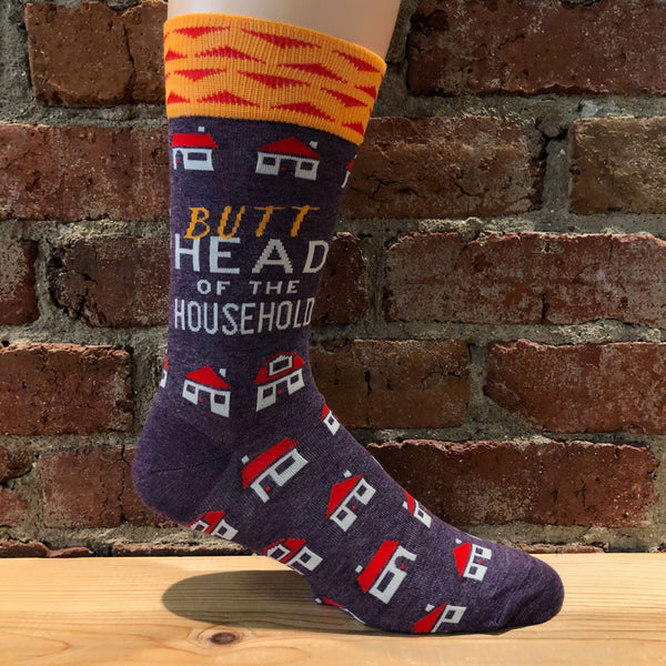 Men's Butthead Household Socks