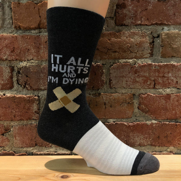 Hurts and Dying Socks
