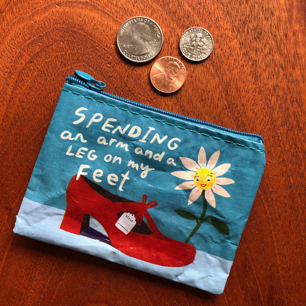 Spending Arm Coin Purse