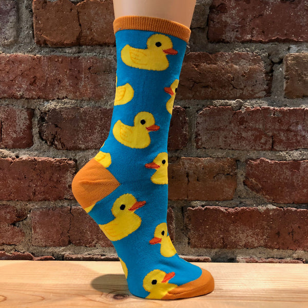 Rubber Ducky Socks