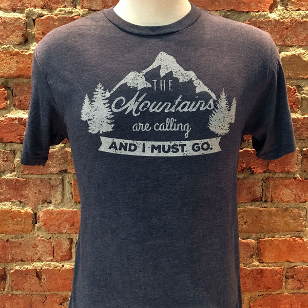 Unisex Mountains Are Calling Tee