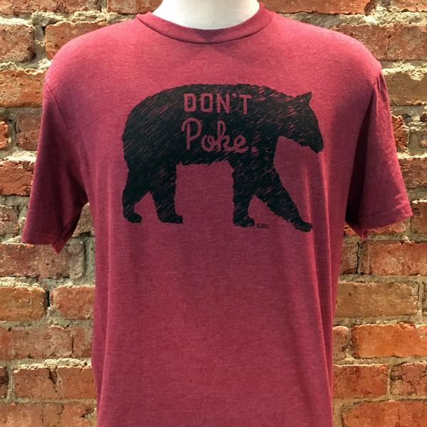 Unisex Dont Poke The Bear Tee