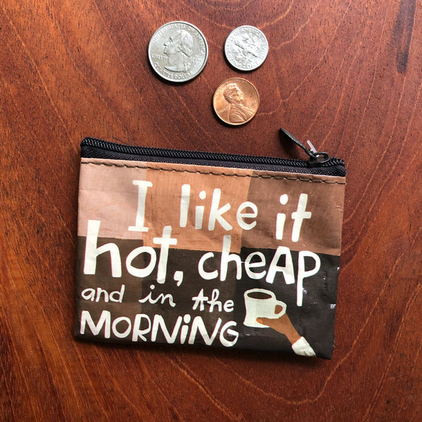 Like It Hot Coin Purse