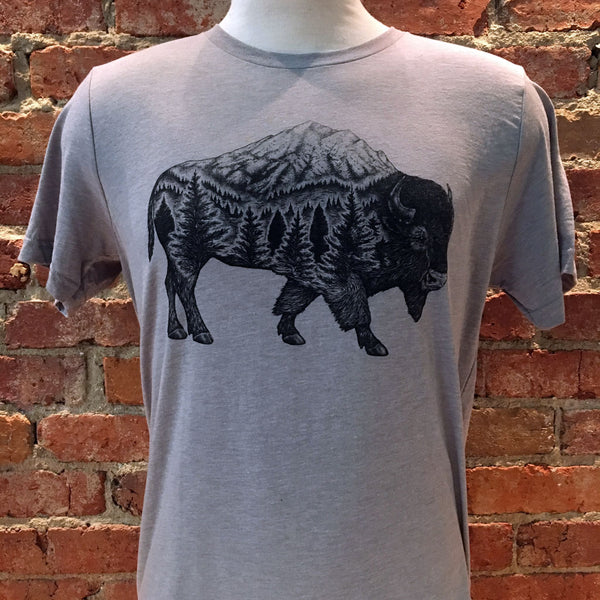 Men's Buffalo Mtn Forest Tee