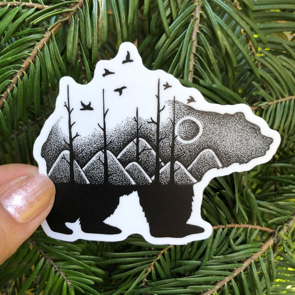 Bear Mtn. Sticker