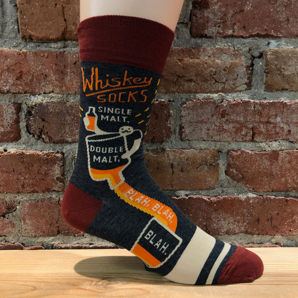 Men's Whiskey Socks