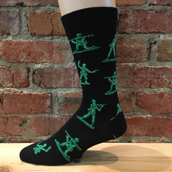 Mens Army Men Socks