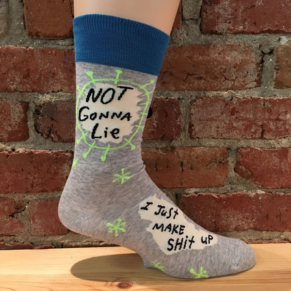 Men's Not Gonna Lie Socks