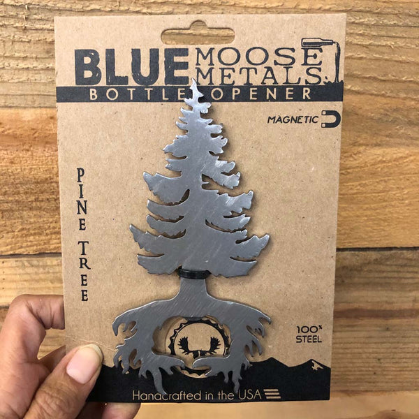 Pine Tree Bottle Opener