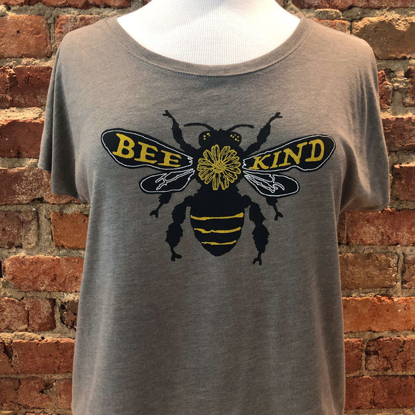 Ladies Bee Kind Dolman Tee