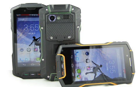 $$$SAVE$$$ shockproof 4 Quad Core rugged Android Smartphone Waterproof cell Phone 4.7