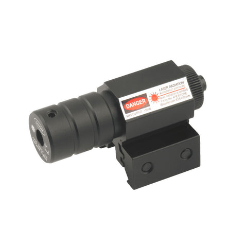 1 Set Tactical Red Laser Dot Sight for rifle-scope or Pistol for hunting