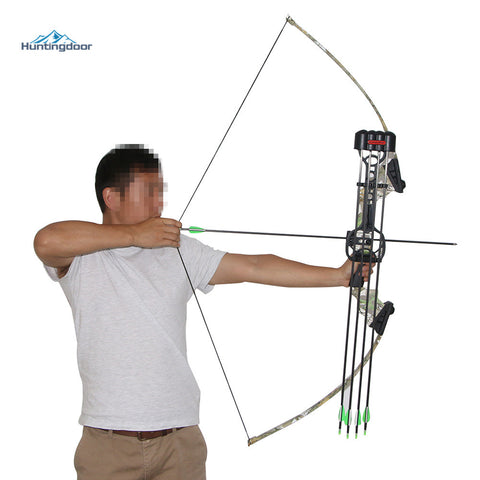 $$$SAVE$$$ Fishing Bow 40 lbs in Camo Right Handed