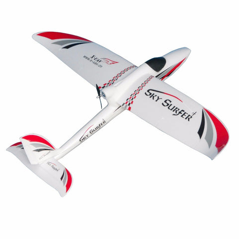 $$$SAVE$$$ 54in RC Airplane - 1400mm Wing Span FPV Fighter Plane KIT - EPO Foam