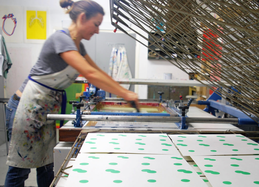 Gail Bryson - Screen Printing - Prints