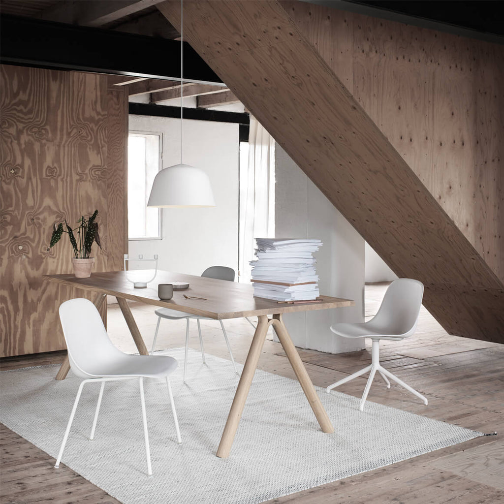 Muuto Ambit Lamp White Lifestyle