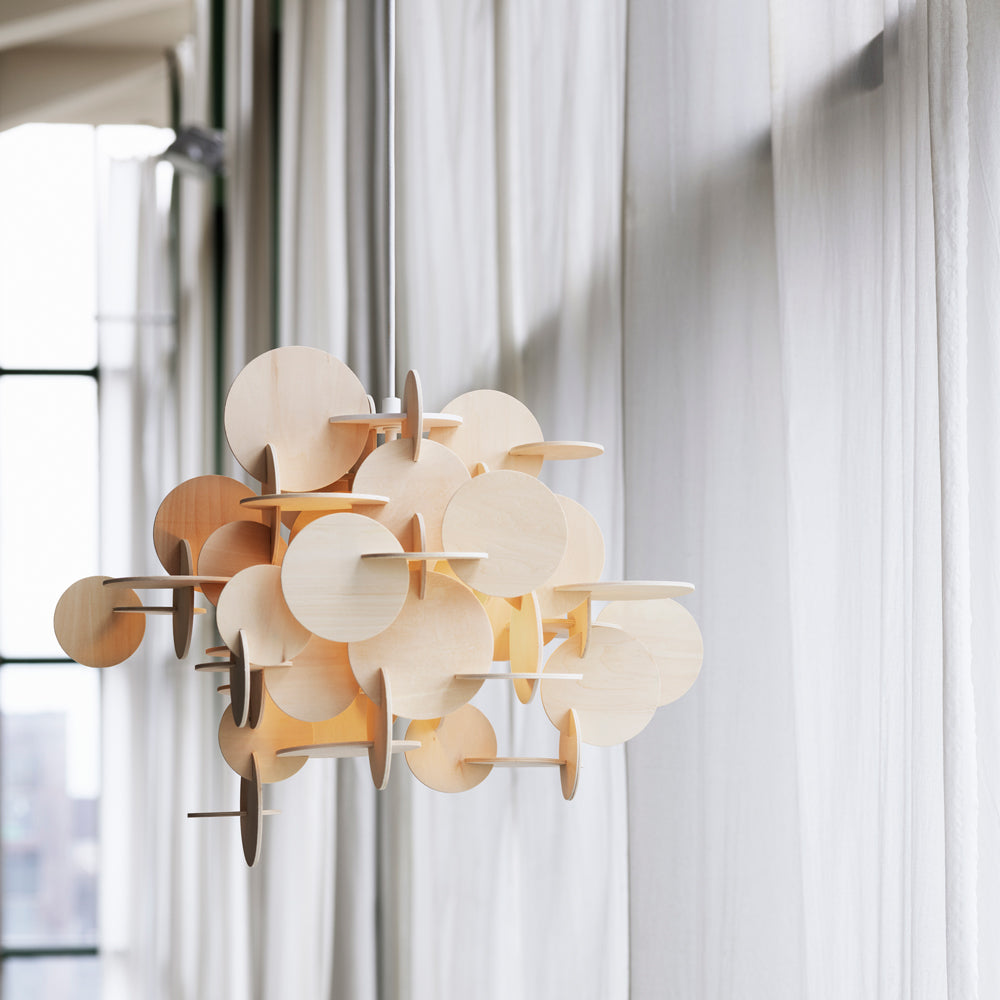 Bau Pendant Natural Pendants Amp Ceiling Lights Insidestore London
