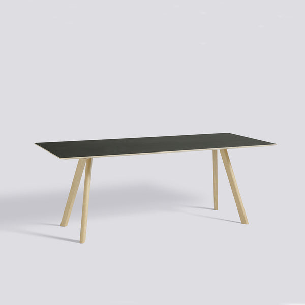 Copenhague Table CPH30 Black 200cm