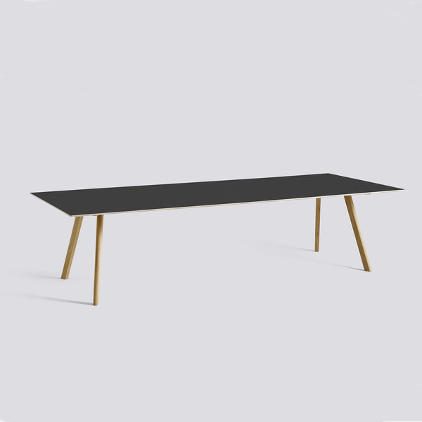 Copenhague Table CPH30 Black 300cm