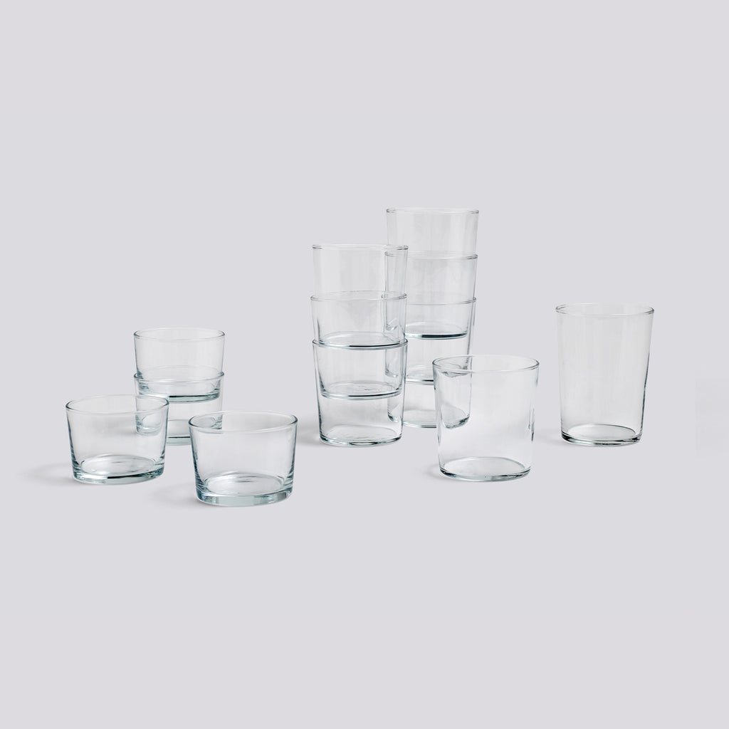 HAY Glass Tumblers Assorted