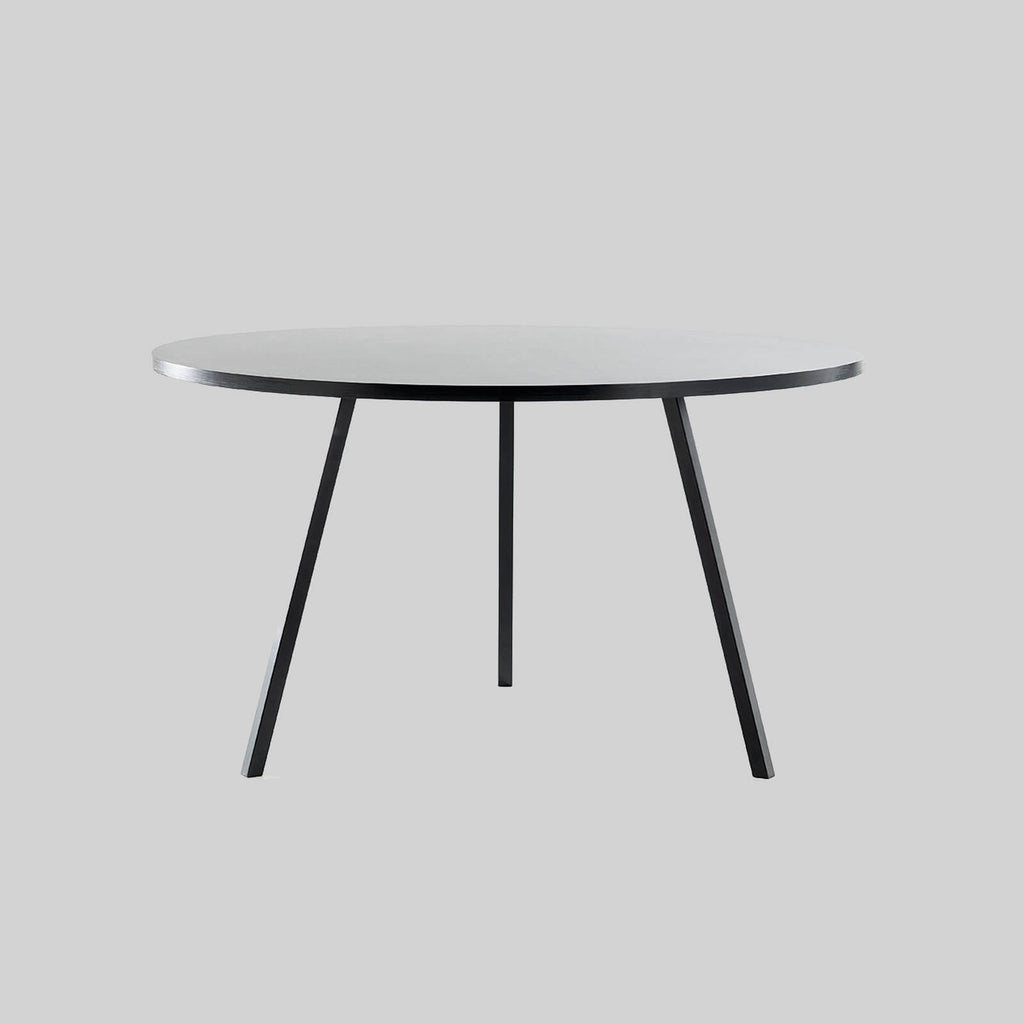 Loop Stand Dining Table Round Hay Insidestore