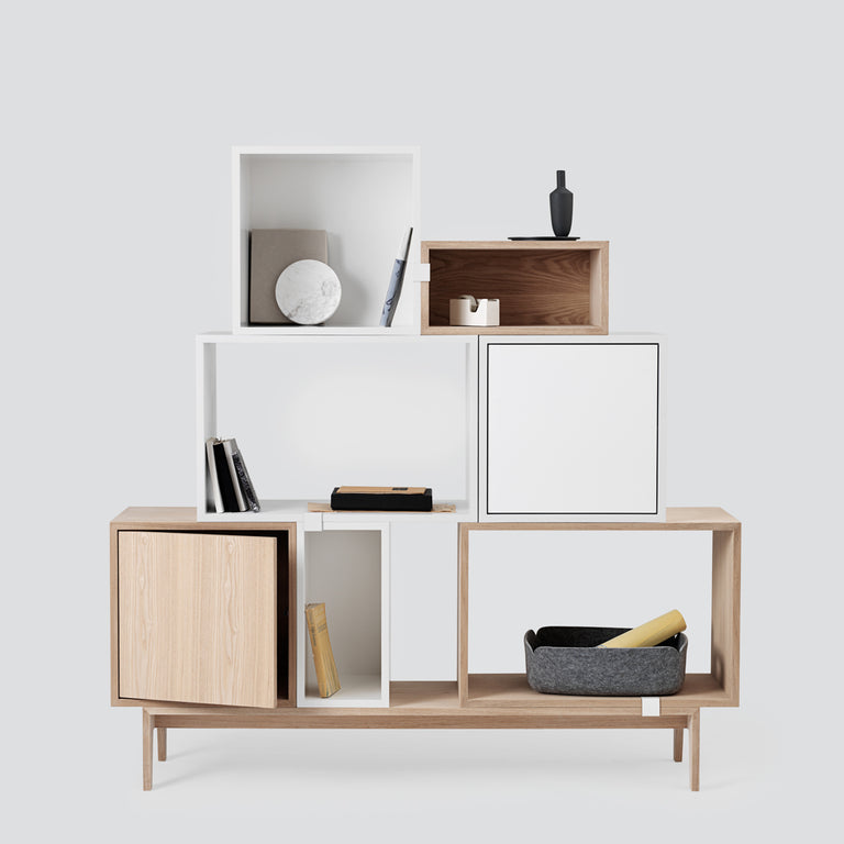 Stacked Storage System By Muuto | Future And Found