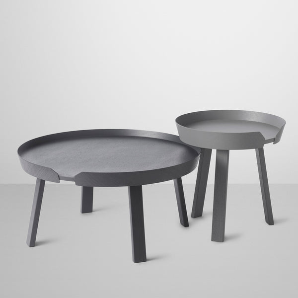 Muuto Around Table Small and Large