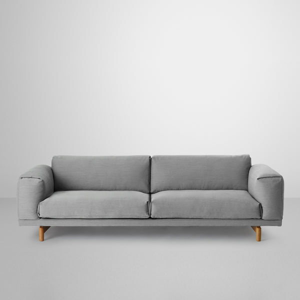 Muuto Rest Sofa Three Seater