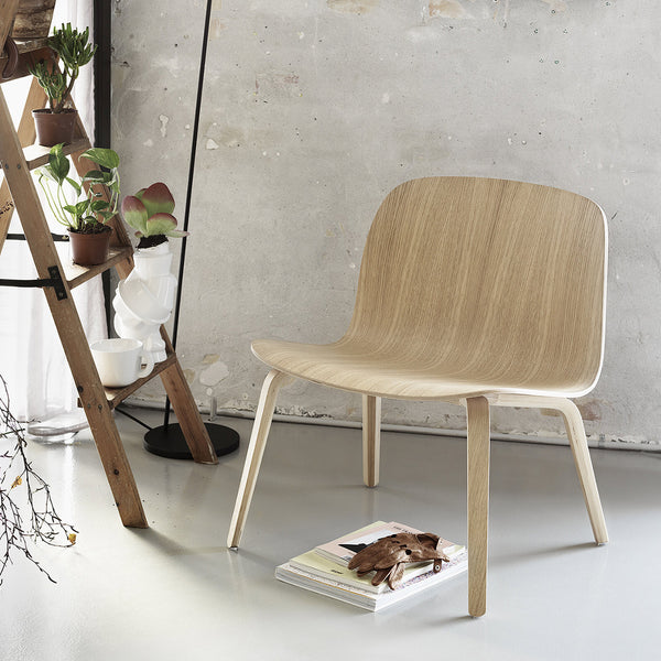 Visu Lounge Chair Wood