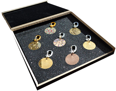 PugPendant Presentation box from Canine Chic of London