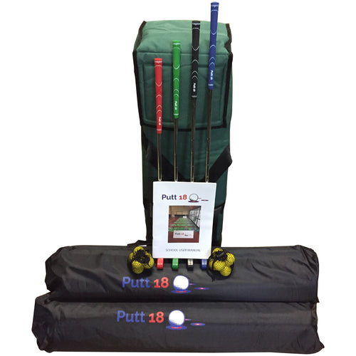 Putt18 School Putting Kits