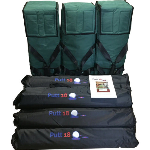 Putt18 For Australian Schools - (9 Mat Kit) NO PUTTERS - NO GOLF BALLS