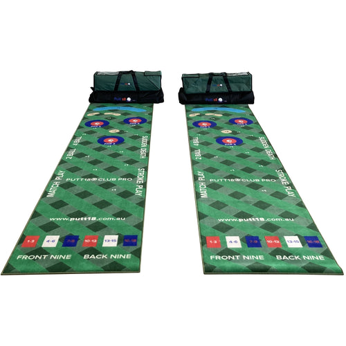 Putt18 Putting Mat Kit For Clubs
