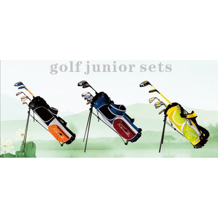 Junior Club Set with Bag - 6 Piece Large