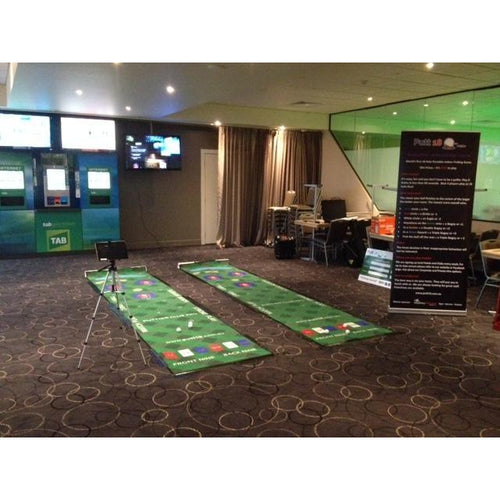 Putt18 - Sports Bar / Sports Club Pack - (2 Mat Kit)-Putt18