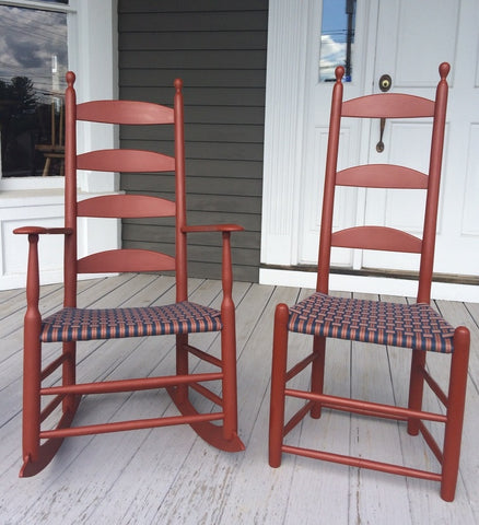 The Alfred Village Shaker Chairs: Now Available!