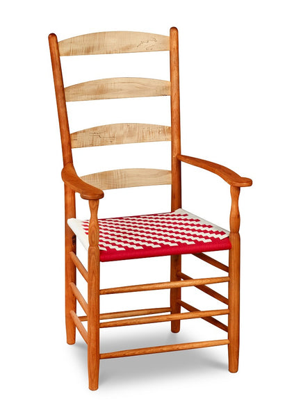 Four-slat Tappan Arm Chair