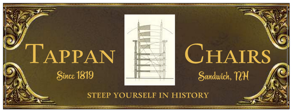 "Tappan Chairs Mug: ""Steeped in History"""