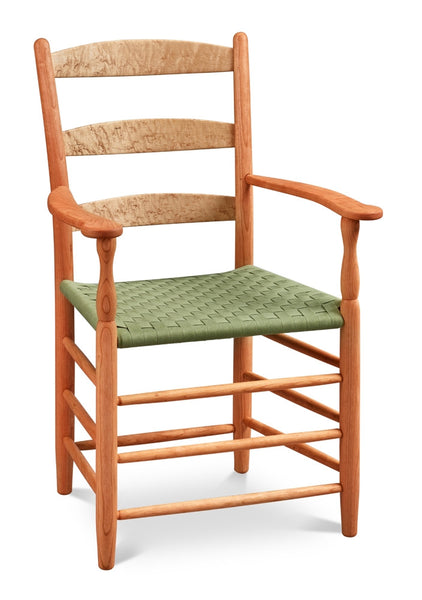 Three-slat Tappan Arm Chair