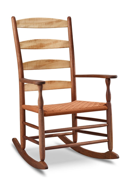 Four-slat Tappan Rocker
